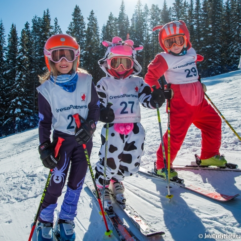 Banff Alpine Racers Cookie Cup 2019 #2